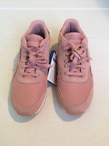 Details about New Reebok Women's Athletic Shoes Pink Sneaker Royal Foam Lite Ortholite Sz 65