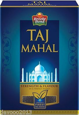 Taj Mahal Tea 250gm Indian Brand Brooke Bond 100% Original Black Tea