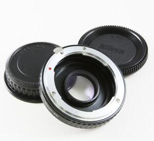 Nikon-F-mount-Nikkor-AI-lens-to-Pentax-K-mount-PK-adapter-K10D-K200D-K-7-K-x-K-r