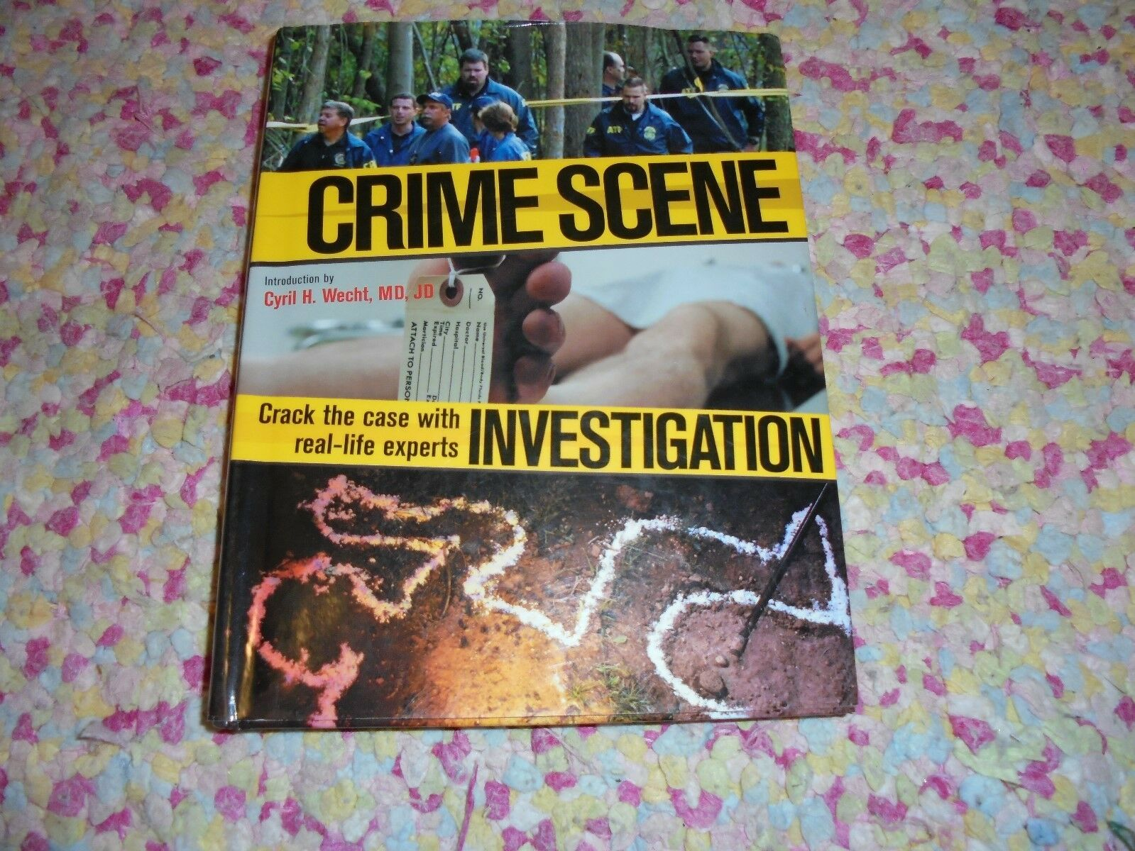 the life of a crime scene Forensic science is the application of science to real-life crime scene investigators and forensic scientists warn that popular television shows do not give.