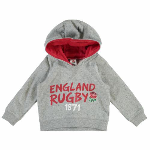 England Large Print Hoody Hoodie SweatShirt Top Kids Fanatics