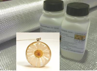 775 g Epoxidharz kristallklar SK 3220 - Gießharz für Schmuck u. Hobby Casting