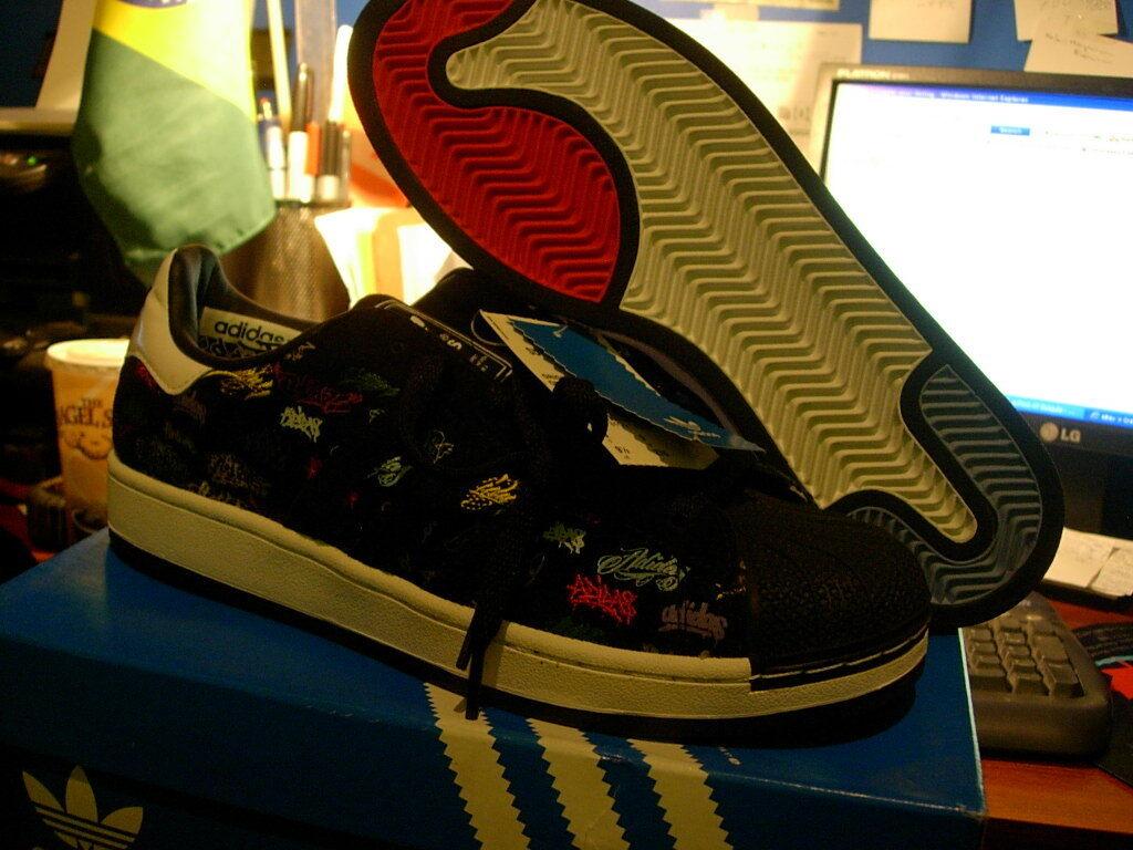 Adidas SuperStar 2 para Scotty 76, para 2 hombres 10 32f9d7