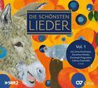Die schönsten Lieder Vol.1 von Mields,Dresdner Kammer,Richter,Kaufmann,Prgardien (2017)
