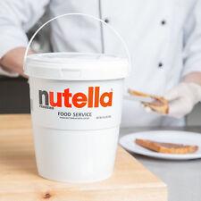 Ferrero Nutella Chocolate Hazelnut Spread - Bulk Size Bucket 3kg / 6.6lb DELISH