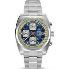 """Zodiac ZO9914 """"Sea Dragon"""" Swiss Valjoux 7750 Chrono Sapphire Crystal Watch"""