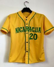 Nigaragua Baseball Jersey #20 Men's Size SM, Bought in Nigaragua