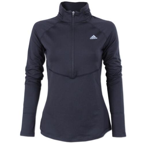 adidas Damen Techfit ClimaWarm 1//2 Zip  Langarm Shirt Longsleeve Ski Wintershirt