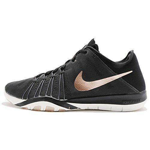 Nike Women's Free TR 6 Black/Bronze Sz