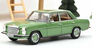 MB Mercedes Benz 200 - 1973 - green - Norev 1:18