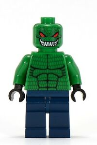 Lego-DC-Batman-Minifigure-Killer-Croc-7780-Mint-Very-Rare-100-Genuine