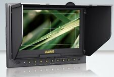 LILLIPUT 5D-II 7inch 1080p Video Monitor 1024X600 Camera HDMI for Canon 600D,G0