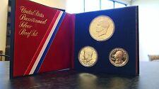 1976 Bicentennial (3 pc. Silver U.S. Proof Set)