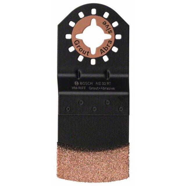 Bosch Tauchsägeblatt AIZ 32 RT HM RIFF für Multifunktionswerkzeug 2609256C48 OIS