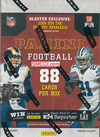 2016 Panini Nfl Football Unopened Box Of Packs With One Auto Or Memorabilia Card