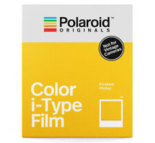 Polaroid  I-Type Color Film  NEU  3 Filme