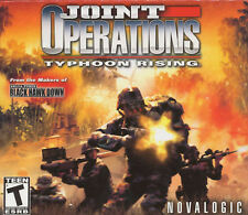 Joint Operations TYPHOON RISING Ops Shooter PC Game NEW