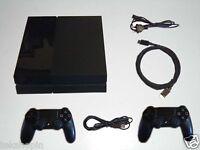 Original Sony PS4 Konsole + 1-2 Controller + HDMI - Playstation 4 500-1000GB