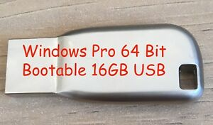 clean install windows 10 pro from usb