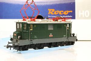 H0-1-87-Roco-72539-digital-NEM-decoder-OBB-Locomotora-trenes-escala-ho