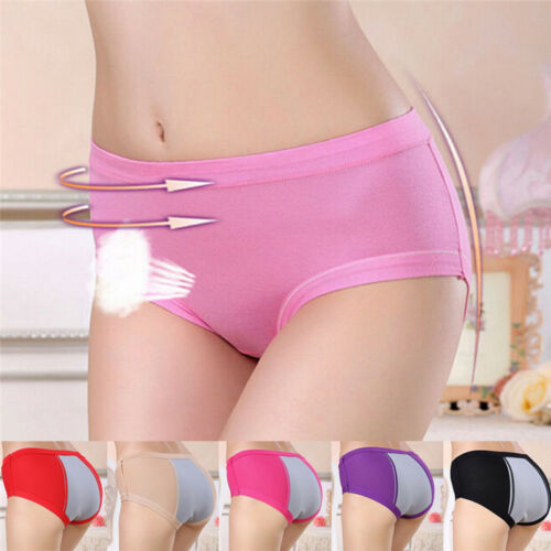 Lady Menstrual Period Leakproof Physiological Pant Briefs Seamless Panties In  Z