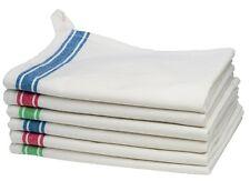 6 Liliane Collection Kitchen Vintage Cotton Dish Towels