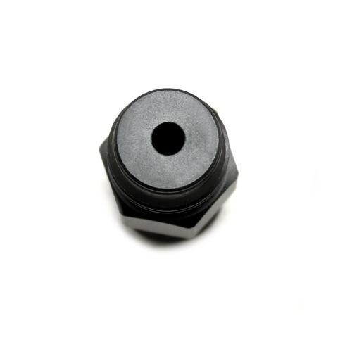 SCONI V2 12 GRAM QUICK CHANGE 12G CO2 ADAPTER DUST BLACK PAINTBALL