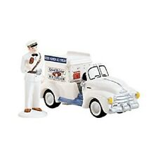 MIB Dept 56 Snow Village IT'S TIME FOR AN ICY TREAT Accessory 56-55013