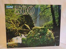 Guild Puzzle 500 Pcs Columbia River Gorge OR Oregon 1996 New in Box