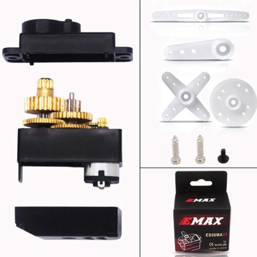Upgrade Axial SCX-24 DEADBOLT metal gear micro servo 20oz .10 hi torque upgrade