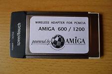 WIFI network card PCMCIA Amiga 600/1200 ethernet NEW BOX version