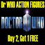 Doctor-Who-Action-Figures-Multi-Listing-Discounts-Available-New-Items-Added thumbnail 1