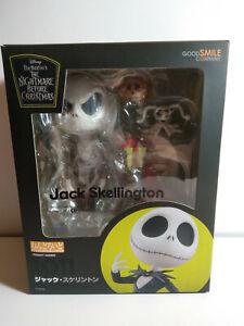 Jack Skellington Nendoroid The Nightmare Before Christmas Authentic Good Smile