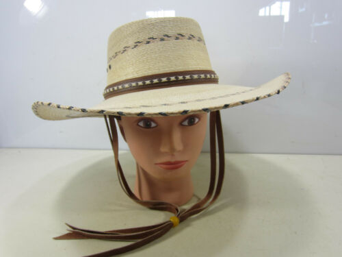 Vintage Rockmount Made in Mexico Wide Brimmed West