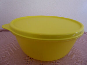 Mini Kühlschrank Durchsichtig : Tupperware clarissa schüssel l gelb durchsichtig deckel
