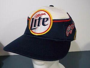 RUSTY-WALLACE-2-MILLER-LITE-NASCAR-HAT-CAP-TEAM-PENSKE-CHASE-AUTHENTICS