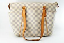 Authentic LOUIS VUITTON  Damier Azur Totally PM Tote Bag N51261 TA4562-%