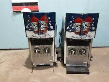 2 Cornelius Hd 2 Flavors Digital Carbonated Frozen Beverageslushy Machines
