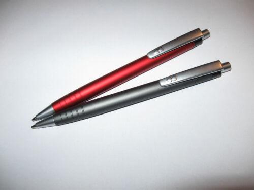 2  Paper Mate Kugelschreiber sehen SUPER aus !!! Metallschaft