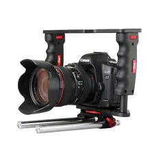 Kamerar GB-2 GearBox Video Cage Camera DSLR Body Mount Rig Tripod Canon Nikon UK