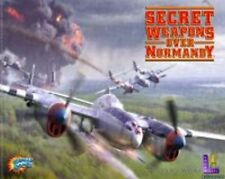 SECRET WEAPONS OVER NORMANDY  Fly over twenty authentic aircraft   NEW 4 CD Set