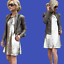 ZARA-Metallic-Silver-Sequinned-Party-Midi-Dress-Woman-Authentic-BNWT-M-0787-225 thumbnail 6
