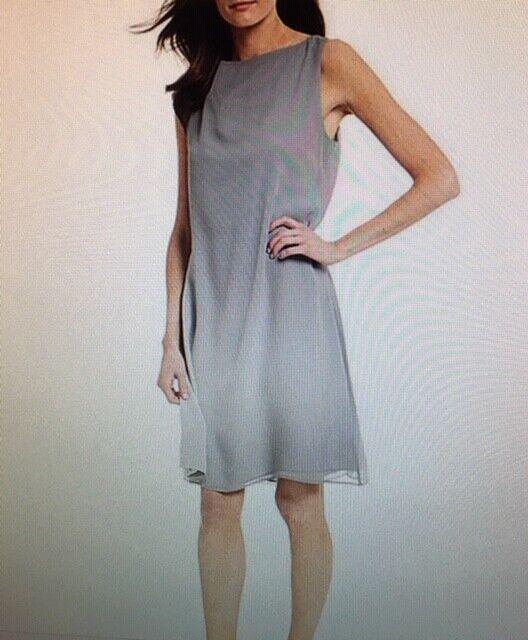 Vestido Recto Eileen Fisher Bateau Cuello, tamaño PL, Orig. precio   418  online al mejor precio