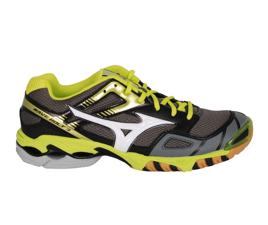 chaussure volley Mizuno Welle bolt 3 niedrig Herren V1GA146002 Ende Serie