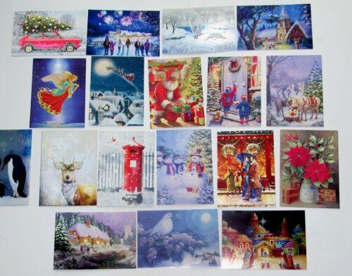Venta Hunkydory Navidad reflexiones e Topper Cubiertas X 18