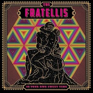 In-Your-Own-Sweet-Time-Fratellis-2018-CD-NUOVO