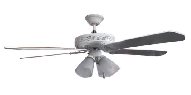 Sakura 52 220 240 Volt Ceiling Fan