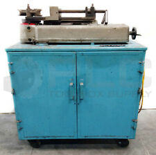 Parker Hb632 Hydraulic Tube Bender 38 2 On Portable Cart With Otc 4044 Pump