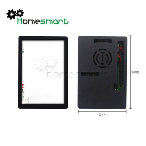 Raspberry Pi 3 Model B Plus 3.5 inch TFT Press Screen LCD Display ABS Case AHS