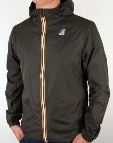 K-Way Men/'s Le Vrai Claude 3.0 Jacket LET IT RAIN only 44.99$ to 49.99$